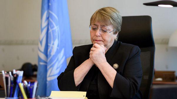 مفوضة الأمم المتحدة لحقوق الانسان تحث مصر على إلغاء أحكام الإعدام
