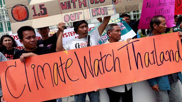 'Good progress' at Bangkok climate talks on draft Paris accord rules - UN official