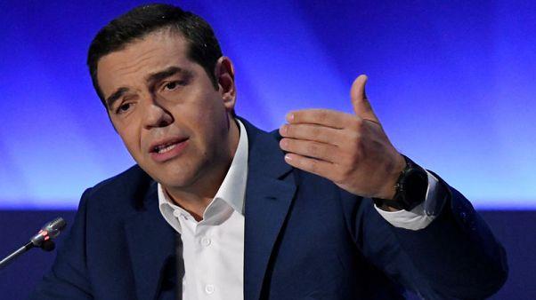 رئيس وزراء اليونان يستبعد اجراء انتخابات مبكرة