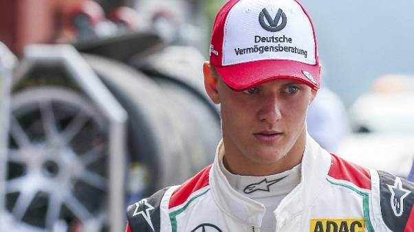 F3: Nurburgring, vince ancora Schumi jr