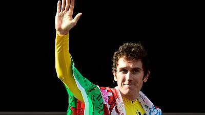 Tour champion Thomas signs new deal with Team Sky