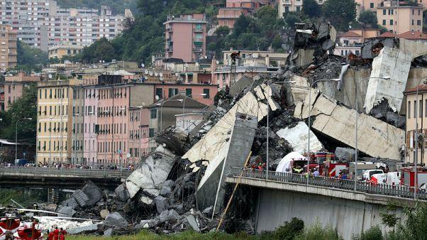 Genoa bridge reconstruction to cost 150-200 million euros,  official says