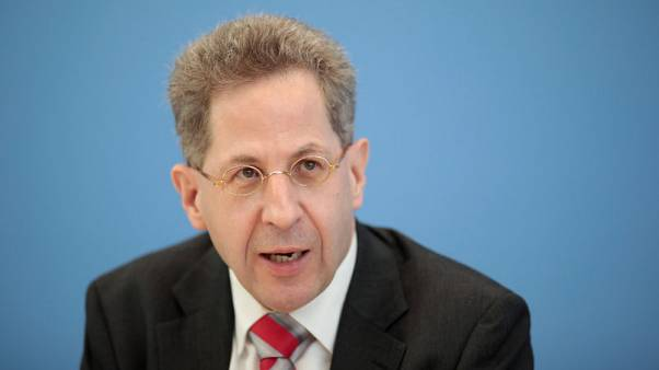 Hans-Georg Maassen- the spy who went out into the heat