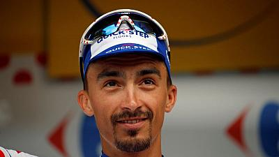 Ewan wins Tour of Britain finale, Alaphilippe takes overall prize