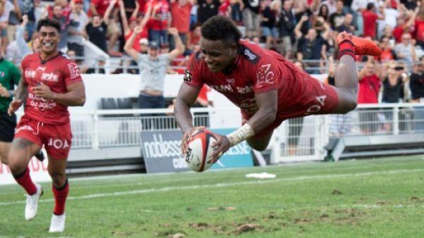 Top 14: Toulon ouvre son compteur dans la douleur