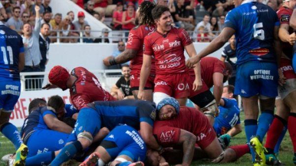 Top 14: Clermont de retour, Toulon lancé