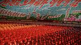 """Corée du Nord: des """"Jeux de masse"""" à la gloire du régime"""
