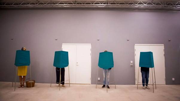 Swedish centre-left take lead, anti-immigration party gains - TV4 voter poll