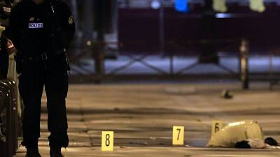 Man arrested after seven wounded in Paris knife attack