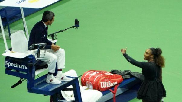 US Open - Sanction contre Serena Williams: la WTA dénonce un traitement différent entre femmes et hommes