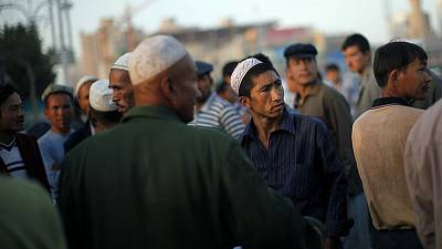 Muslim minority in China's Xinjiang face 'political indoctrination' - Human Rights Watch