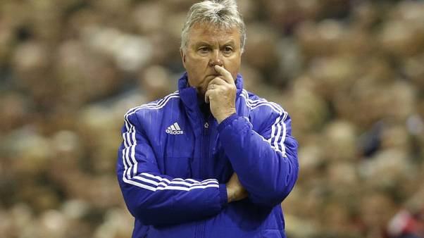 Hiddink appointed coach of Chinese Olympic team