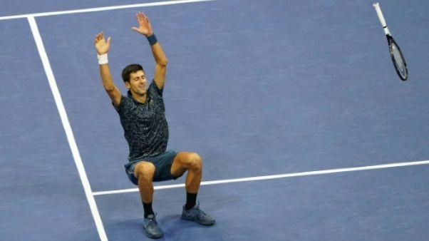 """US Open: """"Si vous m'aviez dit ça en février..."""", déclare Djokovic"""