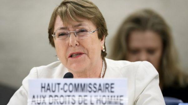 Birmanie: Bachelet (ONU) demande un organe chargé de préparer des poursuites