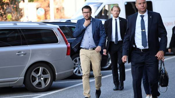 Sweden faces complex coalition talks after far-right gains