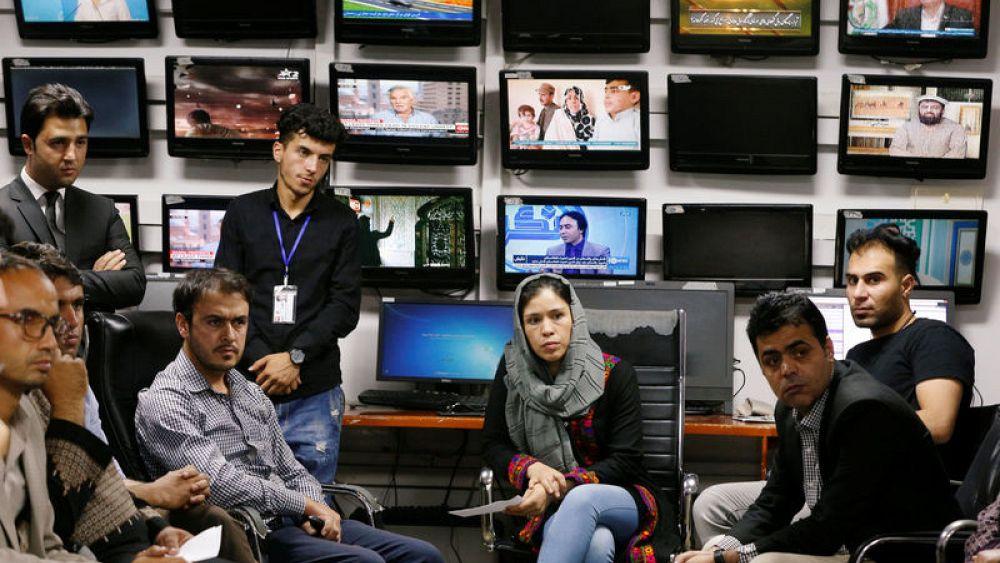 Afghan media under pressure after journalist deaths | Euronews