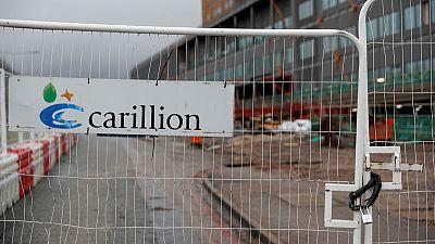 Union Unite calls for criminal investigation into Carillion collapse