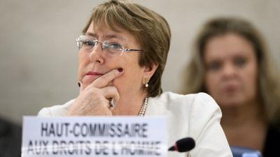 Bachelet (ONU) accepte de rencontrer le chef de la diplomatie du Venezuela