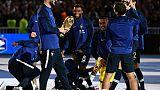 Equipe de France: une rentrée en champions