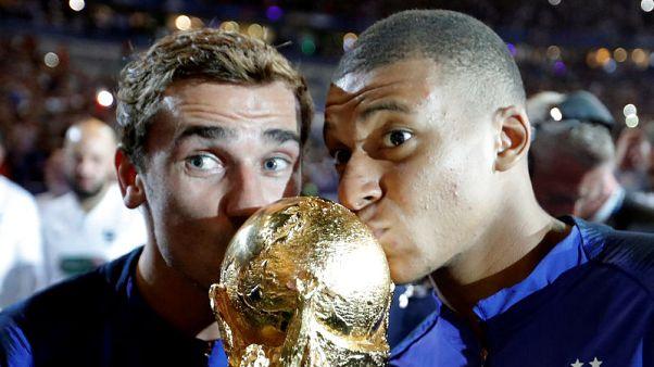 France, Spain dominate FIFPro World XI award nominations