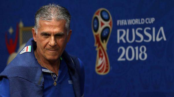 Gentleman's agreement keeps Queiroz in charge in Iran