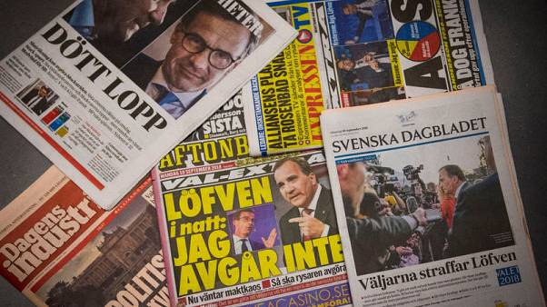 Sweden seeks way out of political gridlock after far-right gains