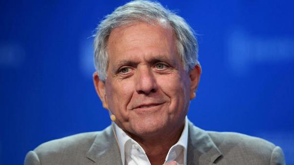 CBS sets Moonves payoff at $120 million pending probe