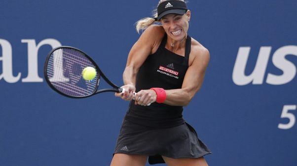 Wimbledon champion Kerber seals spot in WTA Finals