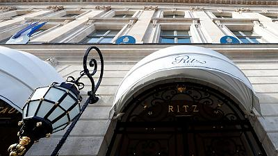 Saudi princess says $900,000 of jewels stolen from her Paris hotel