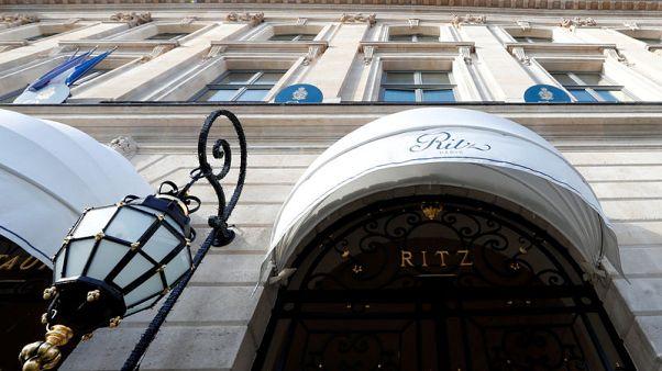 Saudi princess says $900,000 of jewels stolen from her Paris hotel