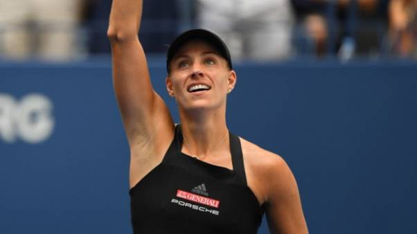 كيربر تحجز مقعدا في البطولة الختامية لموسم تنس السيدات