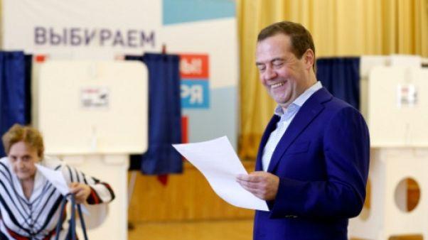 Moscou: Sergueï Sobianine réélu maire au lendemain de manifestations contre la réforme des retraites
