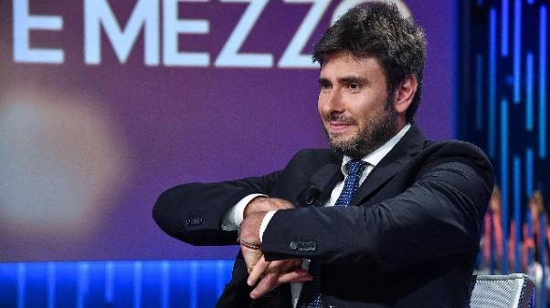 Di Battista, Salvini pompato dai media