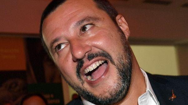 Salvini, Di Battista? Roba interna a M5s