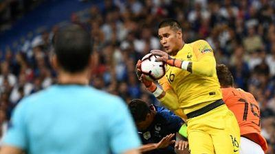 """PSG: Areola """"en pole pour être N.1"""" devant Buffon, affirme Tuchel"""
