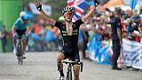 """Tour d'Espagne: """"Difficile de changer sa façon de courir"""" selon Yates"""