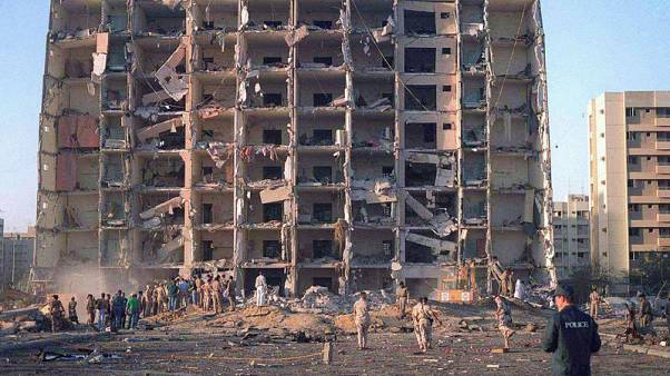 Iran ordered to pay $104.7 million over 1996 truck bomb attack - U.S. judge