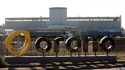 French Orano opens uranium conversion plant despite glut