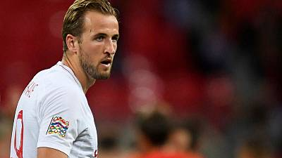 England to rest Kane for Switzerland friendly