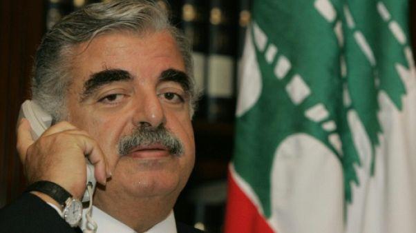 Saad Hariri demande que justice soit faite dans l'assassinat de son père