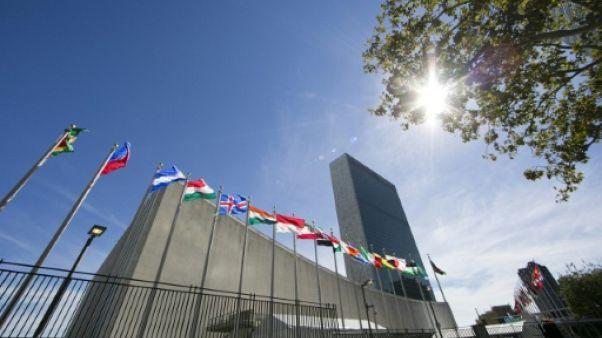 Le siège de l'ONU à New York le 24 septembre 2015.