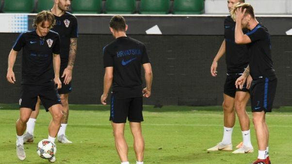 Espagne-Croatie: Modric contre ses partisans