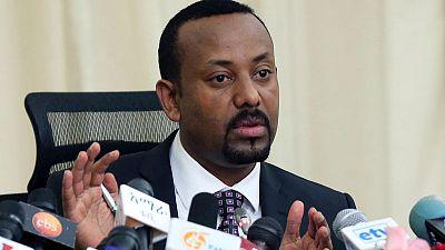 Ethiopian, Eritrean leaders visit border together to celebrate Ethiopian new year