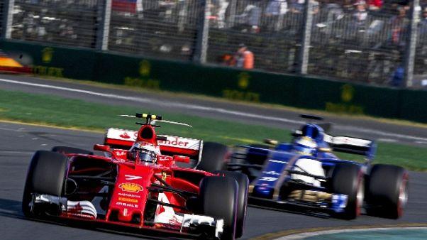 Raikkonen alla Sauber, contratto 2 anni
