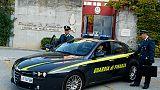 Operazione Gdf Bergamo,presi 7 estorsori