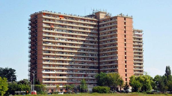 Arresti tentato omicidio all'Hotel House