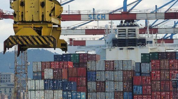 Pronto collegamento tir porto Genova-A7