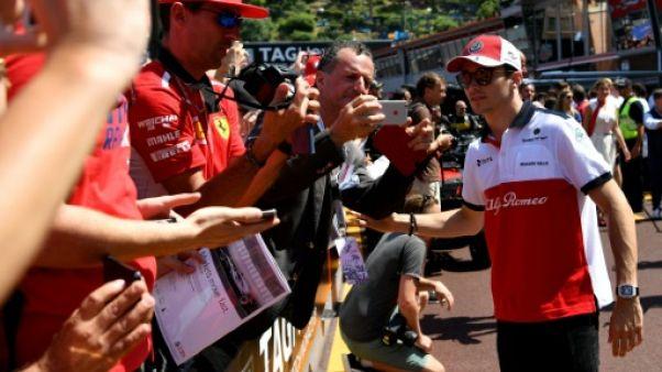 Charles Leclerc, la Formule 1 en héritage
