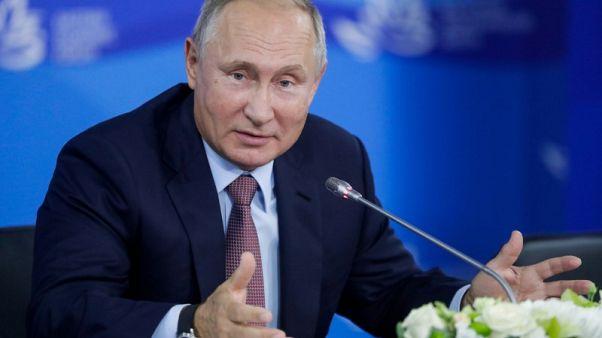 بوتين: تطبيع العلاقات بين أمريكا وكوريا الشمالية مهم للسلام