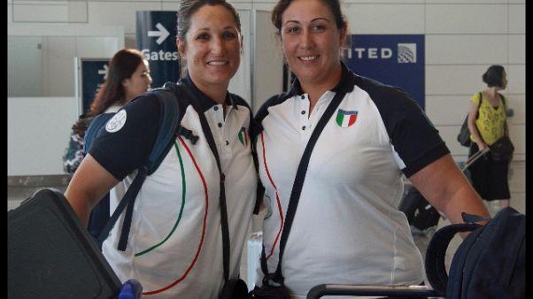 Tiro a volo: Mondiali, è tripletta Usa